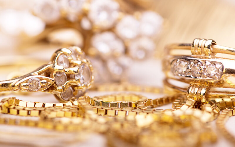 Oud goud verkopen